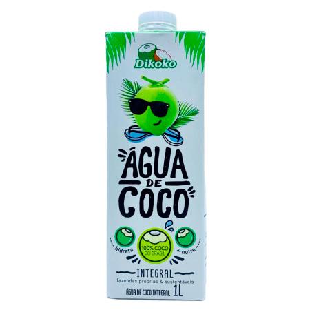 coconut water 1l