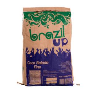 coco ralado puro fino brazil up 5kg e 10kg
