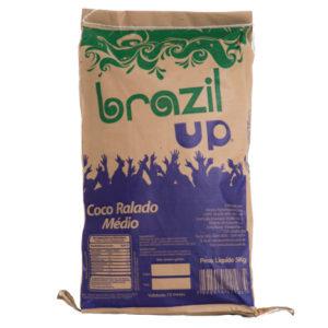 flocos de coco umido e adocado brazil up 5kg e 10kg