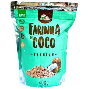 farinha de coco dikoko 400g