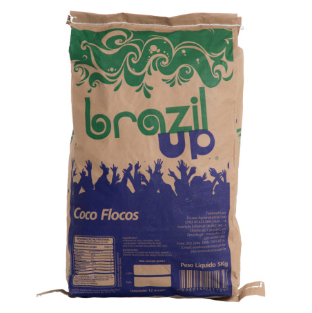 moist and sweetened coconut flakes brazil up 5kg
