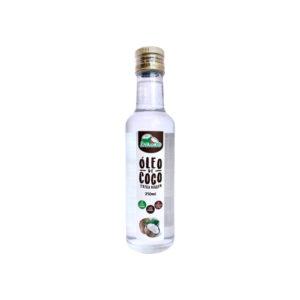 oleo de coco extra virgem 250ml garrafa