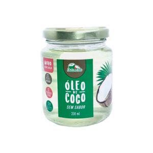 oleo de coco sem sabor 200ml